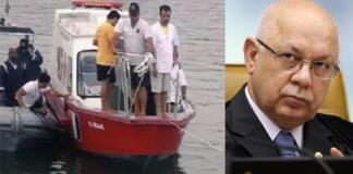 FAB diz que não houve pane no avião que matou o Ministro Teori Zavaski - Imagem: Divulgação