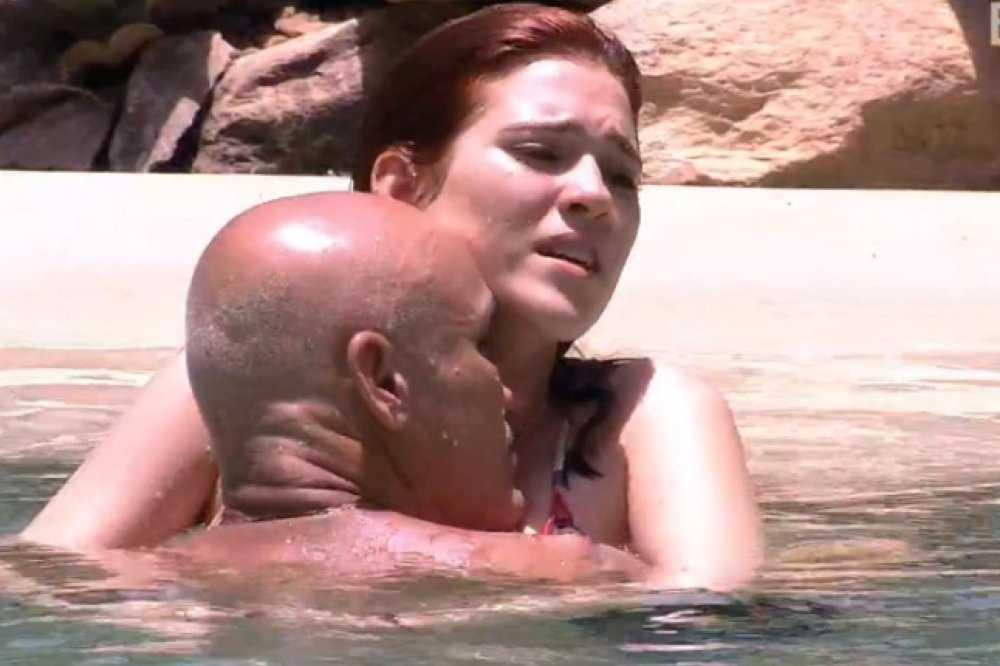 Filha fala sobre assédio do pai, Ayrton no 'BBB 18' - Imagem: Divulgação