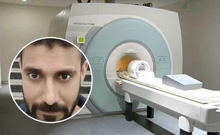 Homem morre após ser sugado por aparelho de ressonância magnética - Imagem: Divulgação