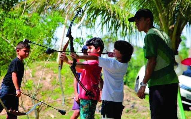 O Parque de Aventura Ecoforest / Divulgação