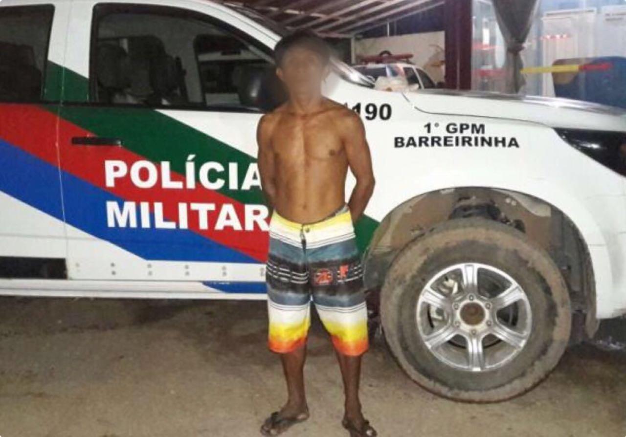 Polícia prende homem suspeito de estuprar criança em Barreirinha, no Amazonas - Imagem: Divulgação/PM