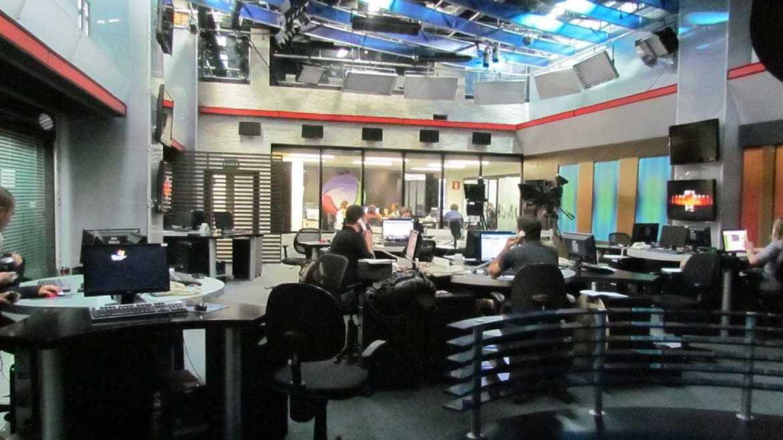 Policial civil invade prédio de emissora de TV e faz porteiro refém - Imagem: Divulgação