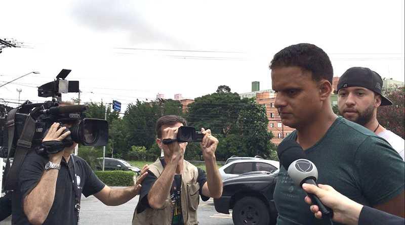 Vanis Gomes de Oliveira, de 34 anos, está detido neste momento no 66º Distrito Policial, no Jardim Aricanduva - Imagem: Divulgação