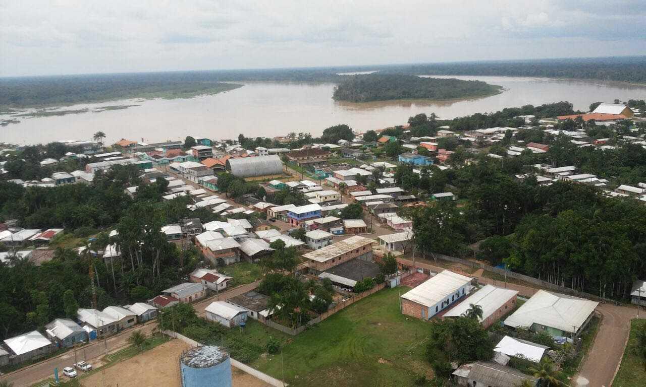 Projeto lança campanha, site e aplicativo agora em dezembro e formará hub de conectividade em pleno coração da Amazônia / Divulgação