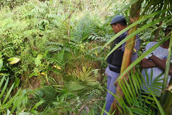 Os criminosos exigiam que ele entregasse o irmão que tem dívidas com o tráfico/Foto: Divulgação