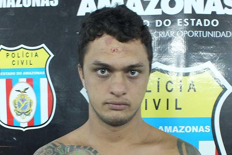 Shrek, traficante sanguinário da FDN é preso em Manaus -Imagem: Divulgação