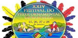 XXVI Festival do Peixe Ornamental de Barcelos 2018 / Foto : Divulgação