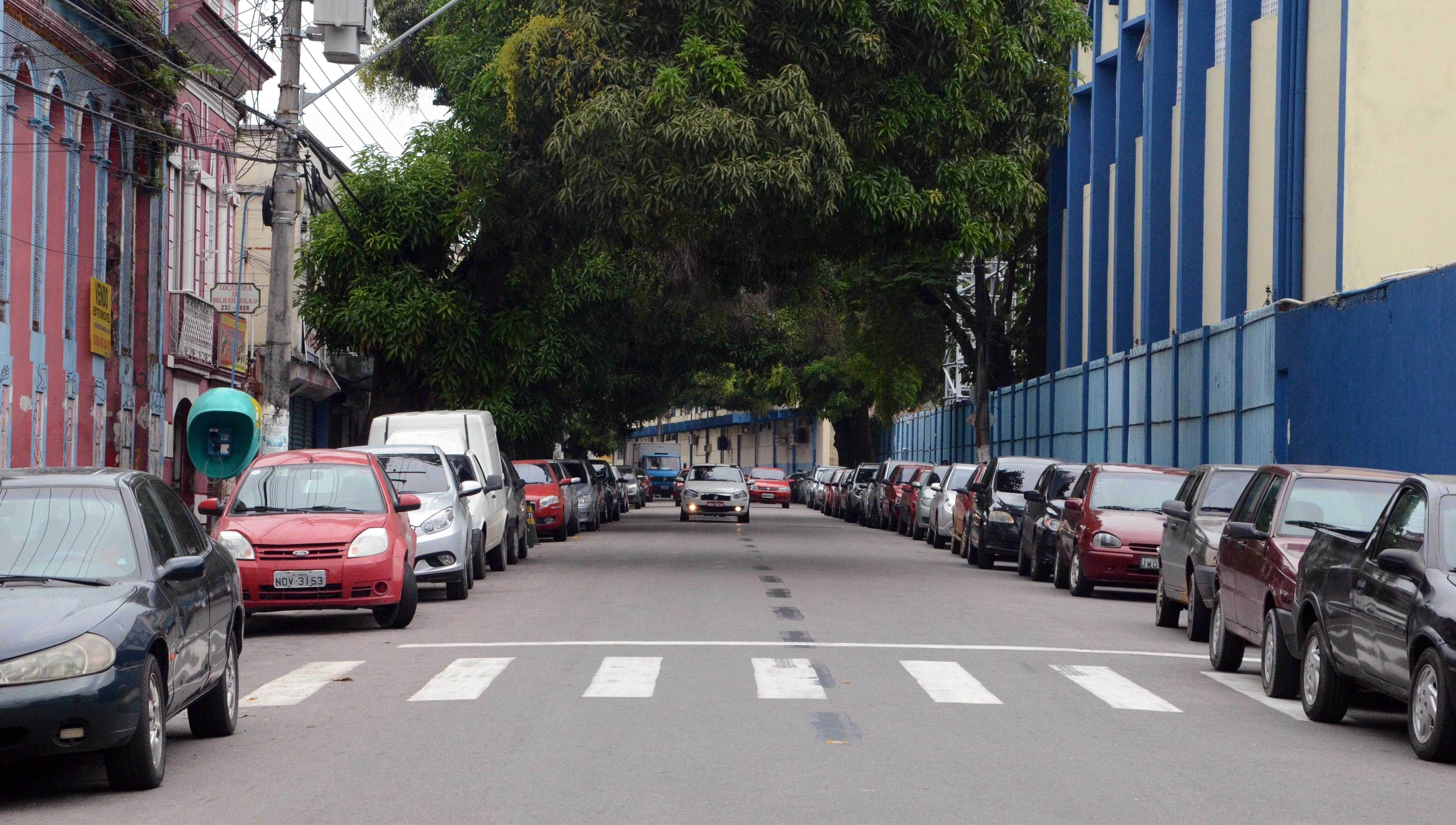 'Zona Azul' será implantada em Manaus nesta quarta- Imagem: CMM