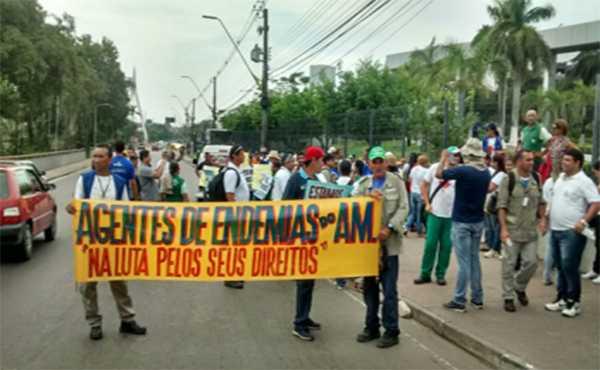 Agentes de Combate às Endemias do Amazonas vão paralisar suas atividades com indicativo de greve / Divulgação