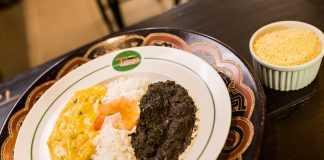 A dica pai d´égua para o almoço de quarta! Vataçoba o dia inteiro por aqui, apenas R$15 em nossas unidades. Vatapá e Maniçoba em uma mistura bem paraense. Te abicora. #Vataçoba #Promo #Belém