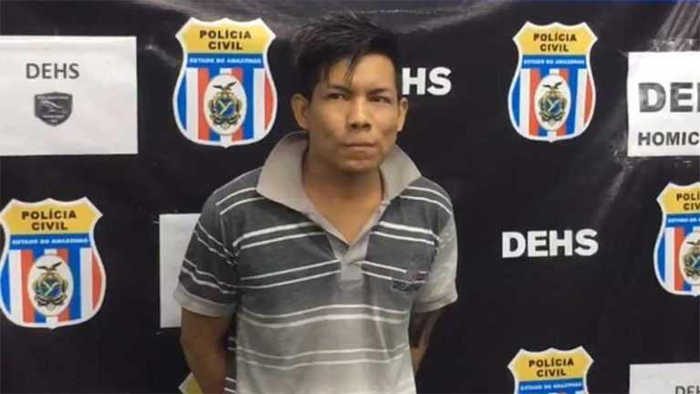 """Fábio Barbosa de Souza, o """"Índio"""", assume participação nas execuções de soldado da PM e do cantor Junior- Imagem: Divulgação"""