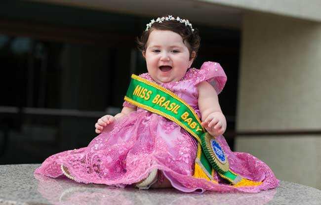 Recordista venceu o concurso Beleza Fashion Brasil – Foto: Follow It Mkt