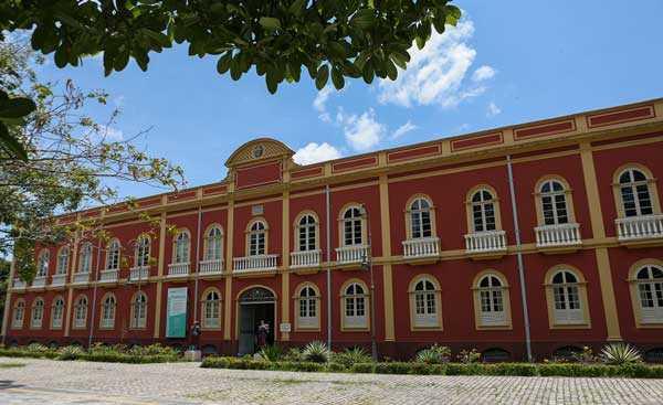 Palacete Provincial estará com programação especial / Foto : Divulgação