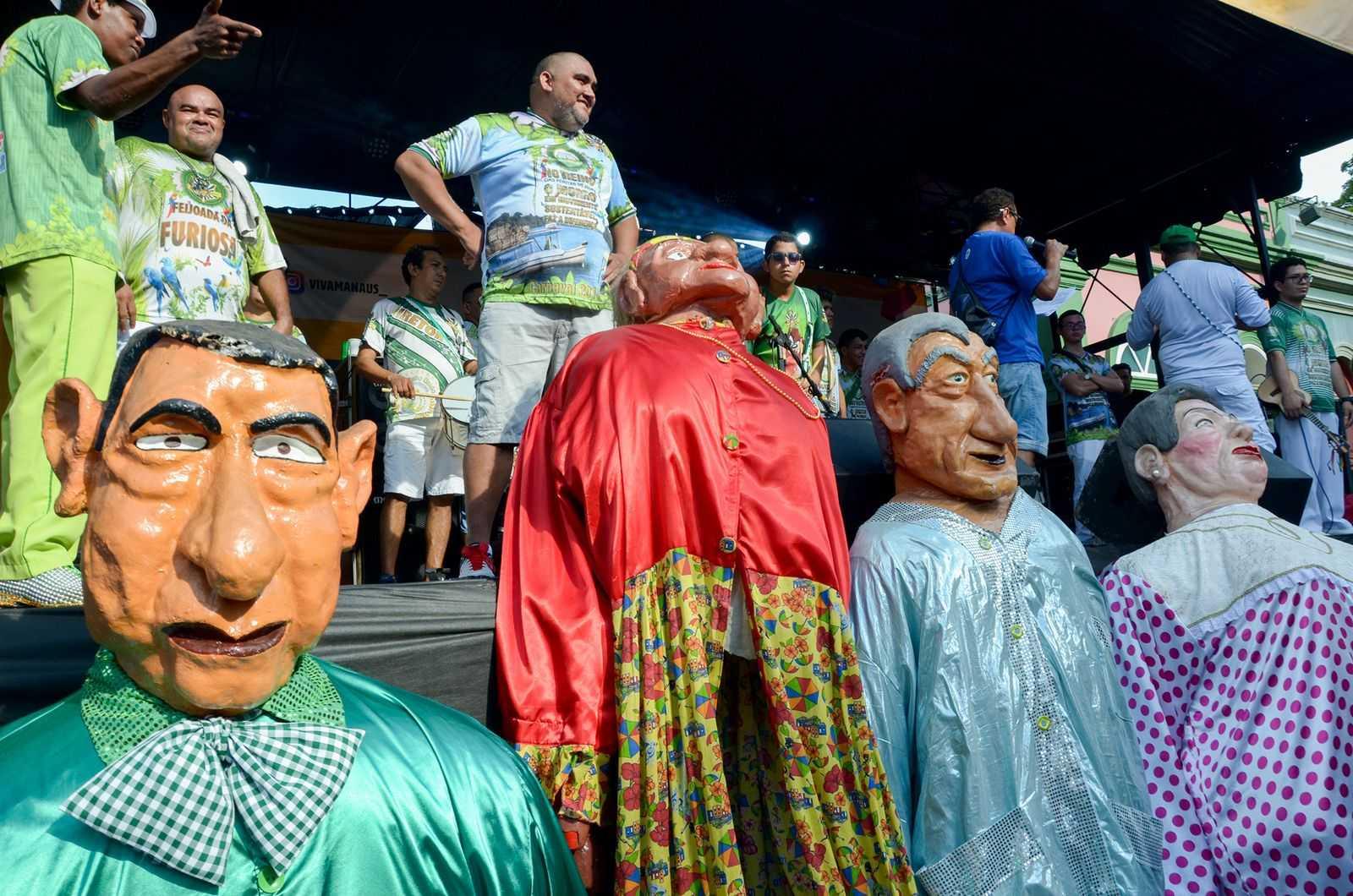 Letra da Banda da Bica 2018 faz sátira com o troca-troca de governadores