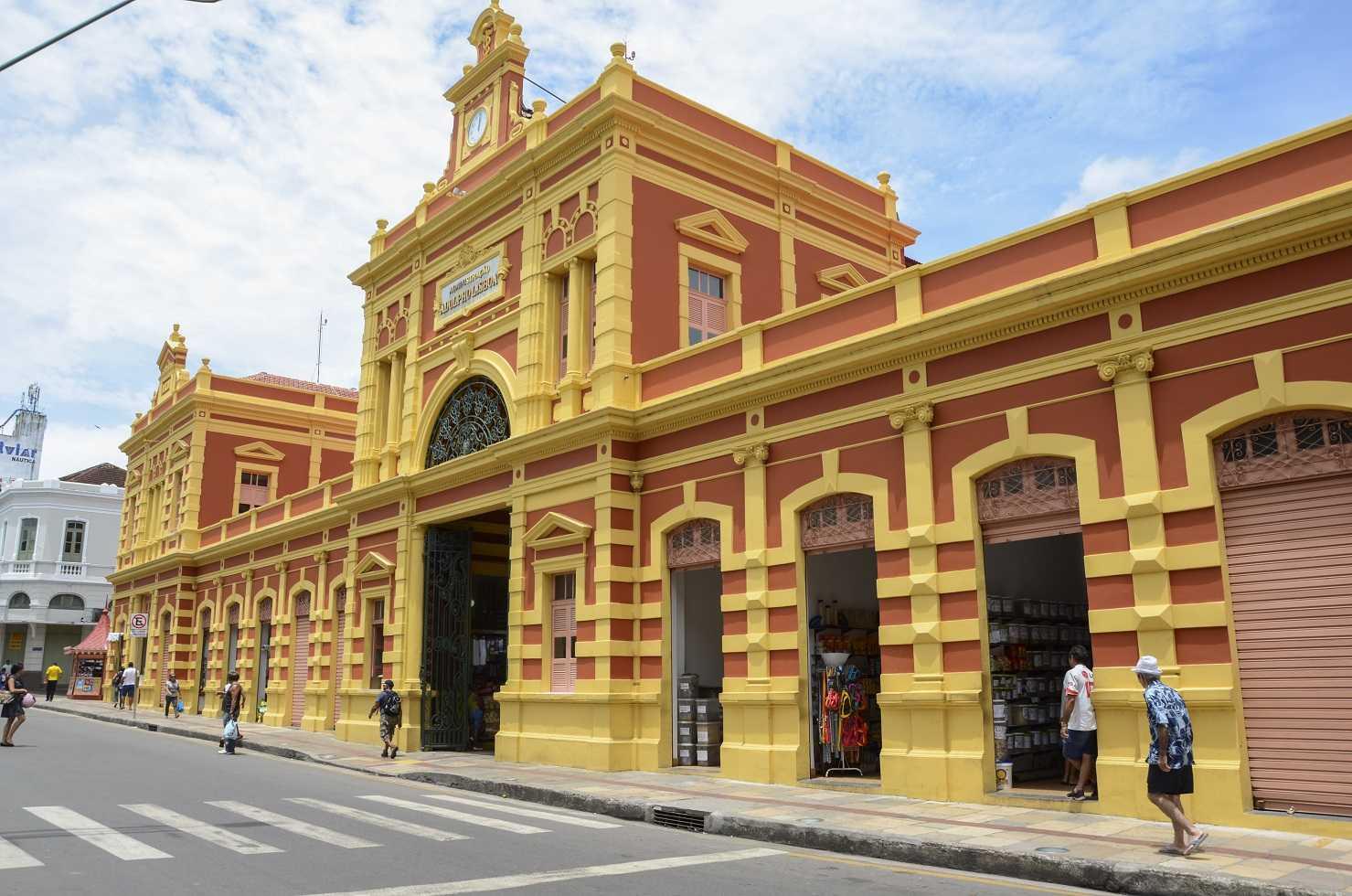 10 locais no centro histórico de Manaus que representam bem o que ... cf164a84c2