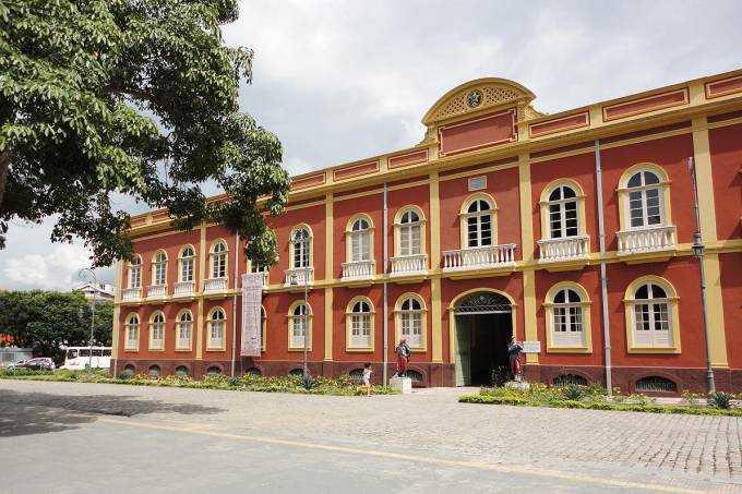 Palacete Provincial / Foto : Divulgação