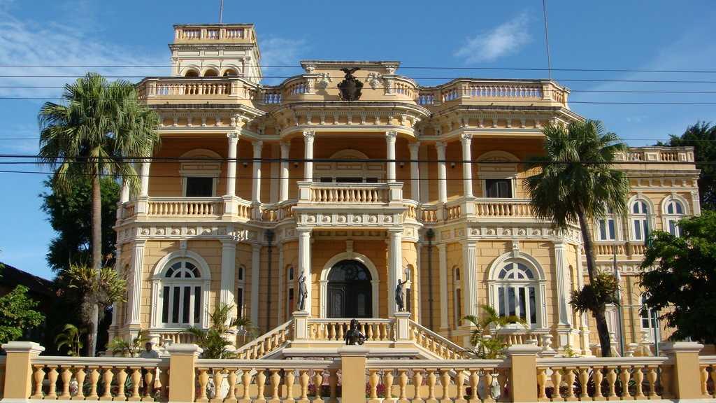 Palácio Rio Negro / Foto : Divulgação