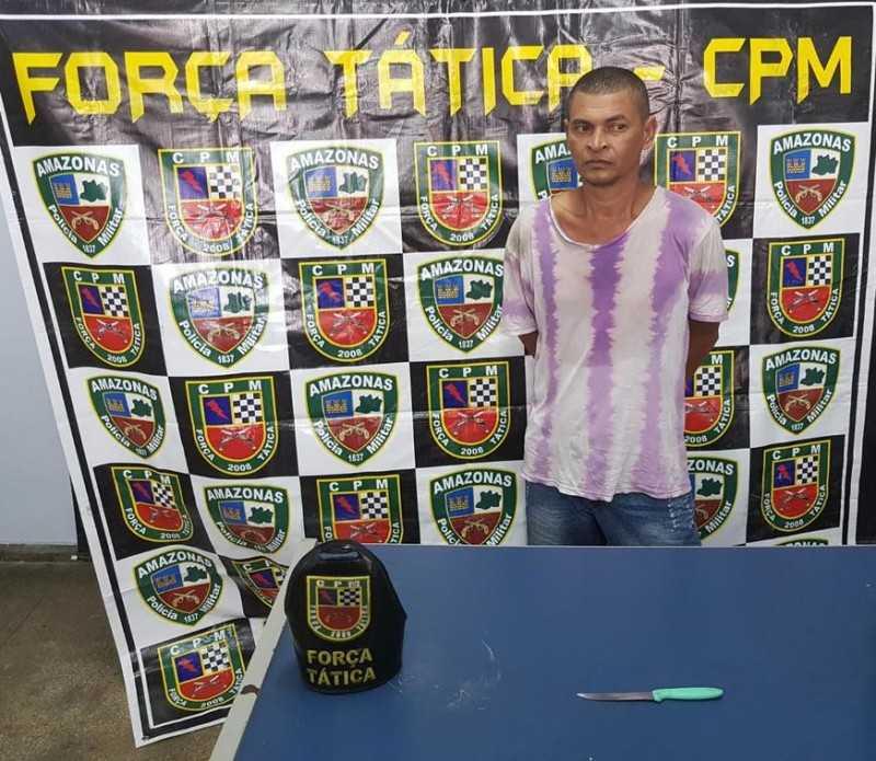 O taxista foi preso há 2 anos por praticar assaltos com o táxi - Imagem: Divulgação