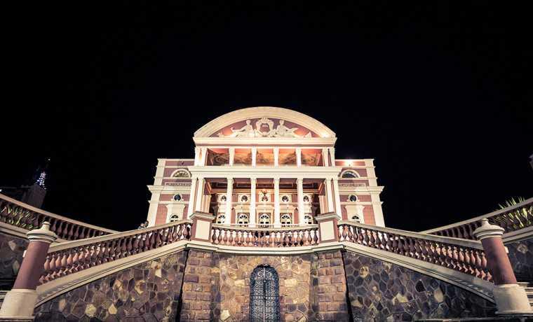 Teatro Amazonas. Foto: Thiago Marra