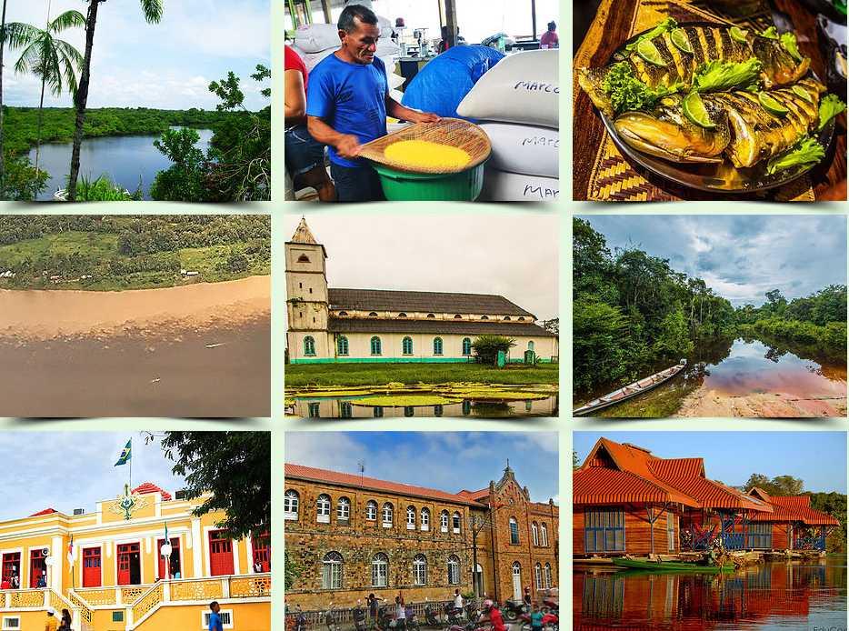 Como chegar em Tefé partindo de Manaus