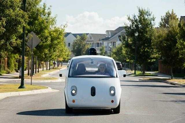 Waymo (um projeto de veículos autoguiados do Google) / Foto : Divulgação