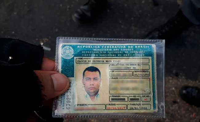 Empresário que matou Sargento da PM disse que estava a 40 km/h e foi liberado em seguida