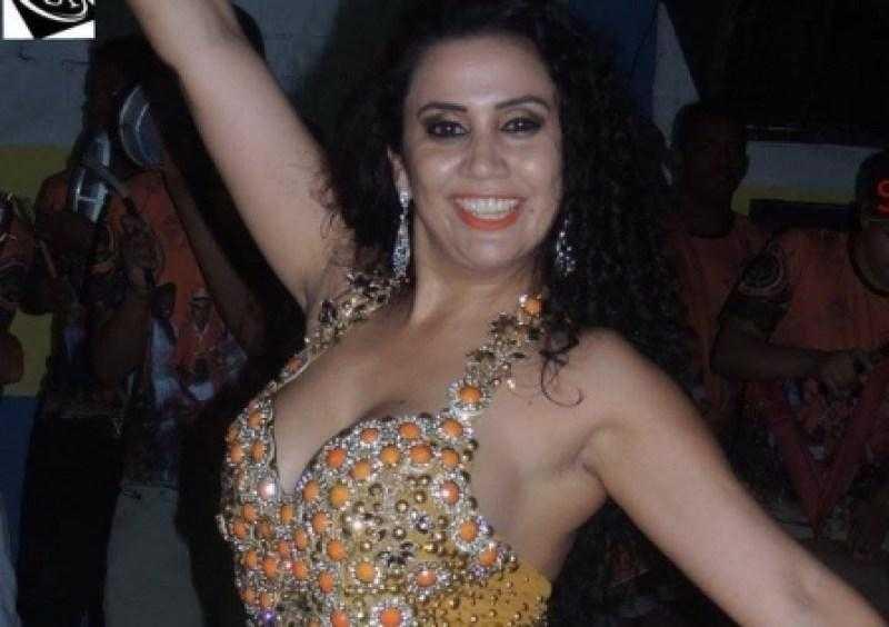 Rainha de bateria de escola de samba é morta dentro de carro enquanto esperava a filha / Foto : Divulgação