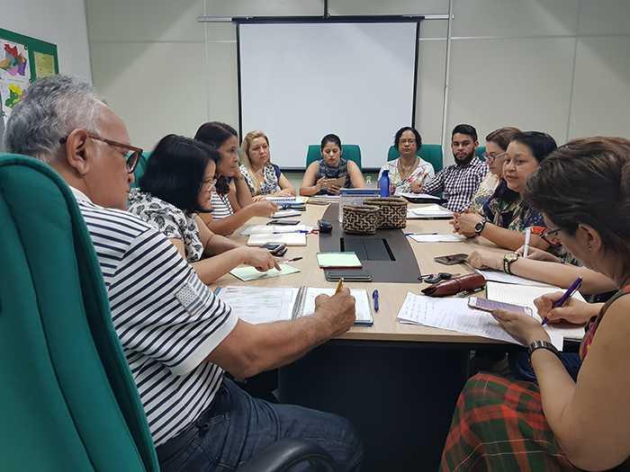 Com quatro casos já confirmados em Manaus, FVS instala Sala de Resposta Rápida para Surto de Sarampo no Estado / FOTO: DIVULGAÇÃO/FVS