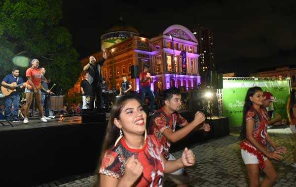 Tacacá na Bossa reunirá todos os levantadores de toadas / Foto: Roberto Carlos / Secom