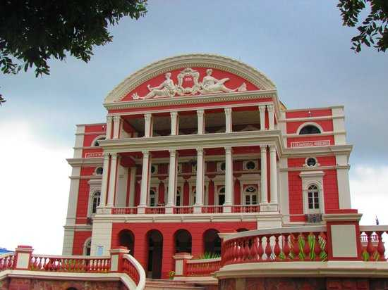 Teatro Amazonas / Foto : Divulgação