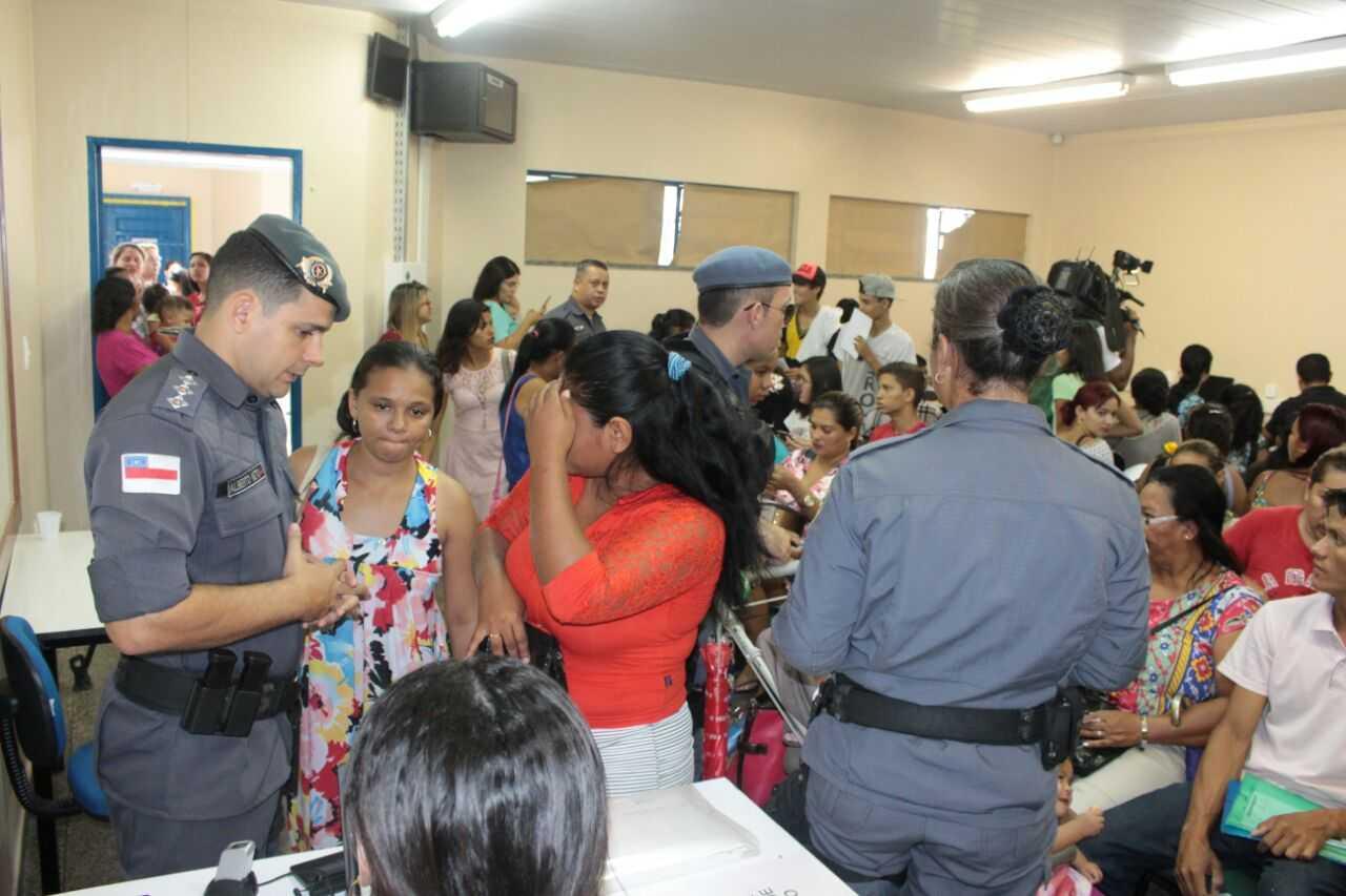 26ª CICOM promove Ação Social Integrar para moradores da Zona Norte no Dia da Mulher em Manaus - Imagem: Divulgação