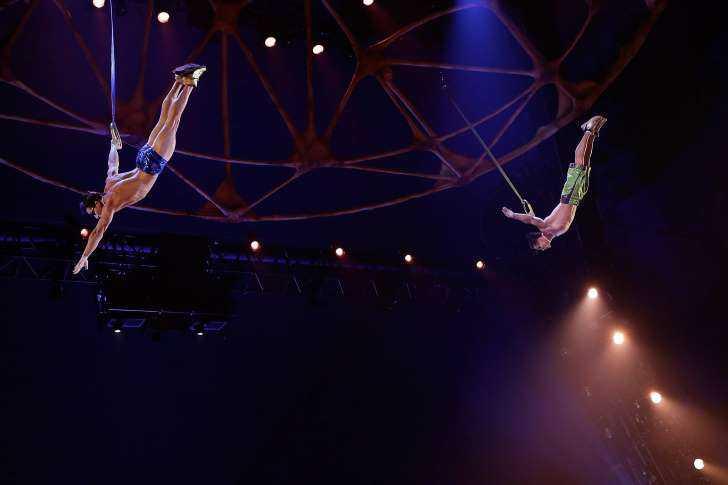 Acrobata morre durante apresentação em circo- Imagem : Divulgação