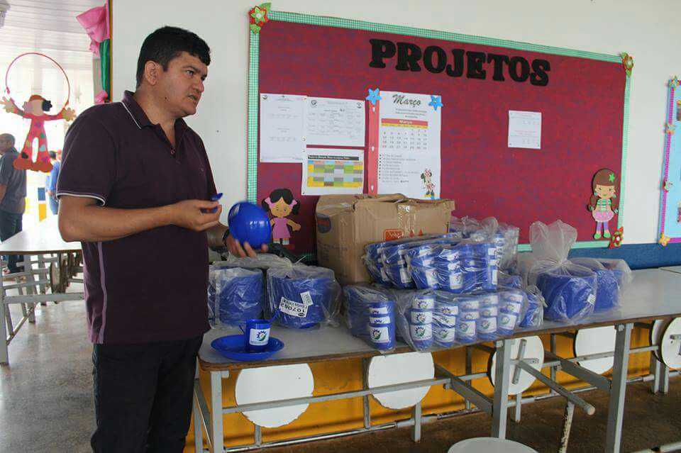 Nathan Macena, Prefeito do Careiro Castanho - Imagem: Divulgação