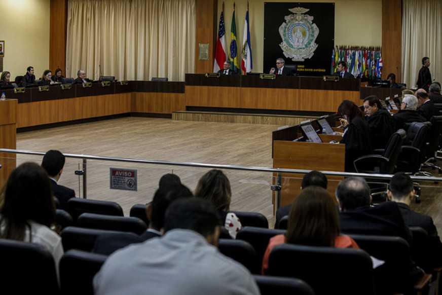 Eleições para a escolha dos novos dirigentes do TJAM e do TRE-AM acontecem nesta terça-feira- Imagem:Divulgação