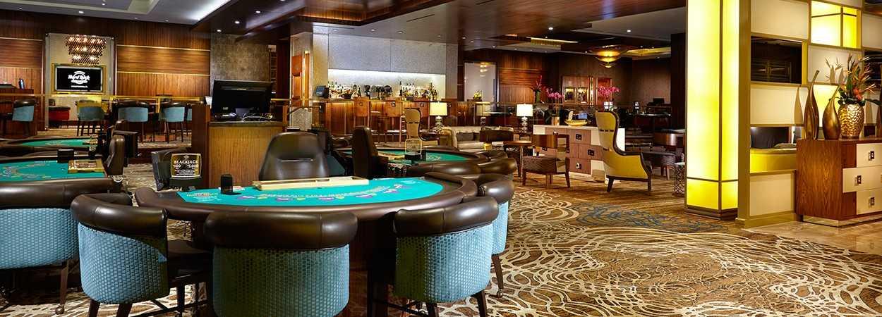 Hard Rock Hotel Cassino em Miami na Flórida / Foto : Divulgação