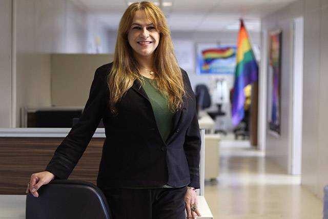 PSB lançará primeira candidata trans em 70 anos de história do partido - Imagem: Divulgação