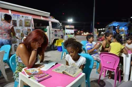 Ações serão realizadas a partir de 10h, na Escola Carlos Pinho, no Centro do município - Foto: Michael Dantas/SEC