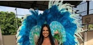 Conheça a Miss Amazonas 2018, Mayra Dias - Imagem: Instagram