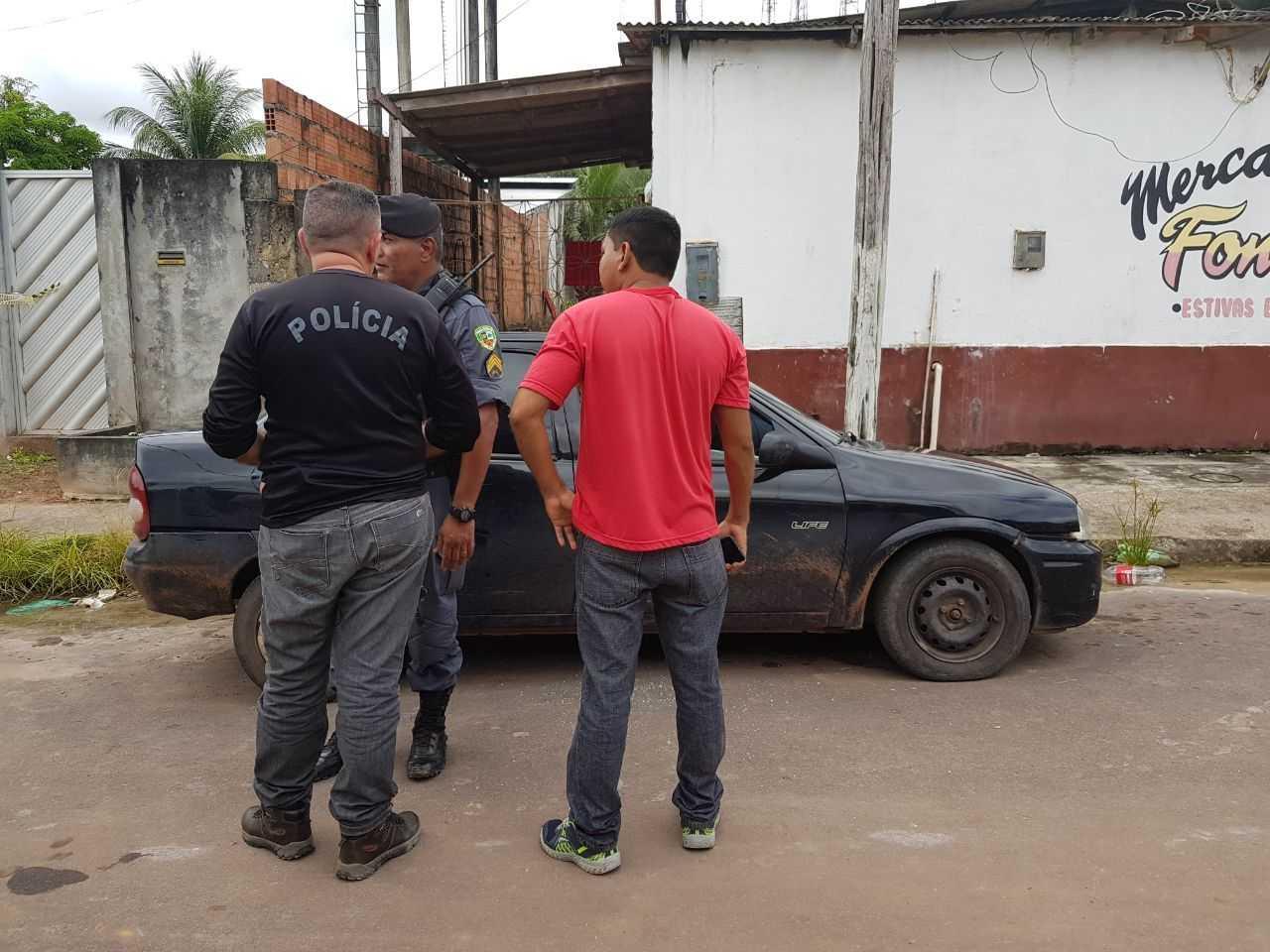 Dois homens são executados em plena sexta-feira santa, em Presidente Figueiredo-Am. / Foto : Portal do Urubuí
