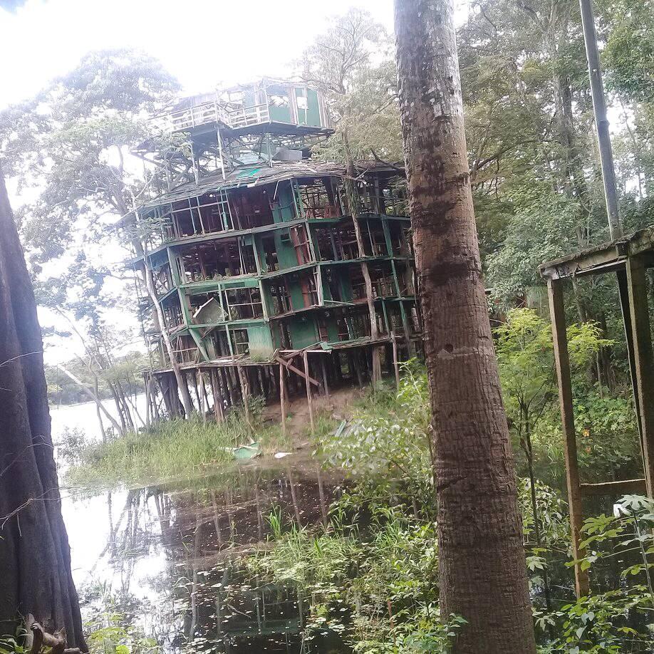 Ariaú Amazon Towers em 2018