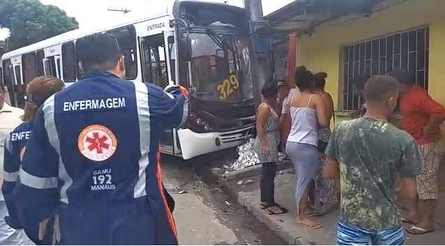 Corpo de Bombeiros e o Serviço de Atendimento Móvel de Urgência (Samu) foram acionados e enviaram equipes ao local - Imagem: Divulgação