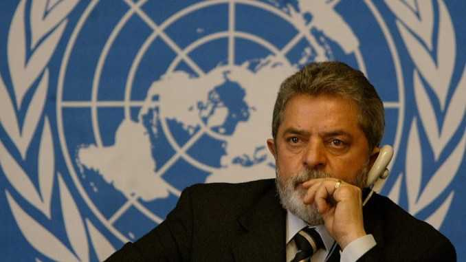 Advogados de Lula pedem ajuda da ONU para impedir prisão - Imagem: Divulgação
