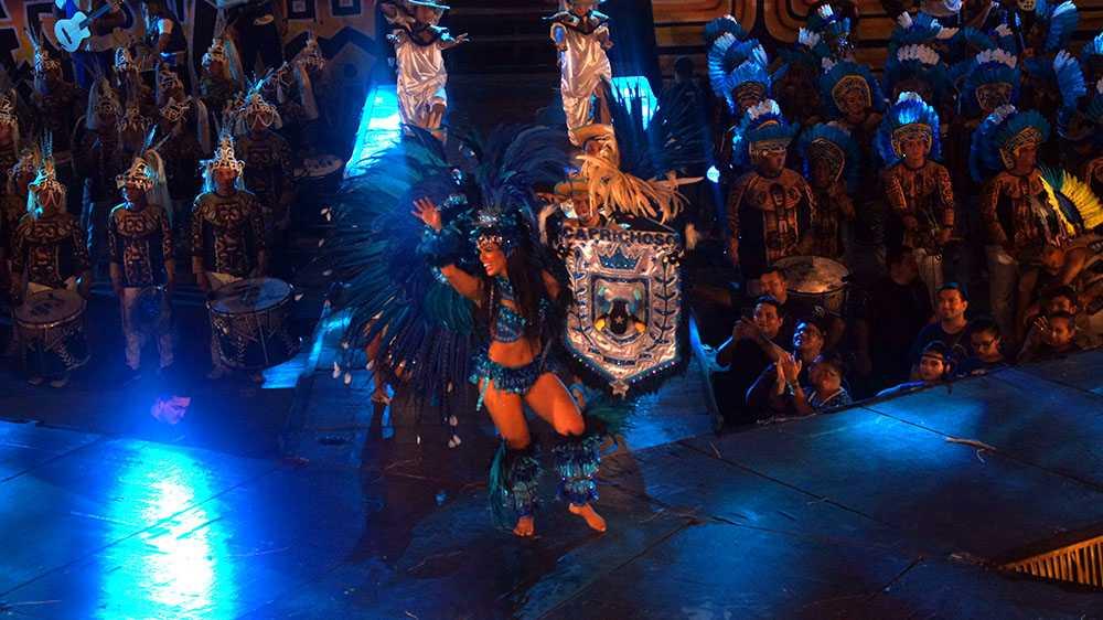 Boi Bumbá Caprichoso / Foto : Marcus Pessoa - No Amazonas é Assim
