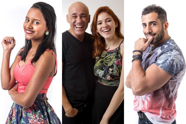 Gleici, Família Lima e Kaysar