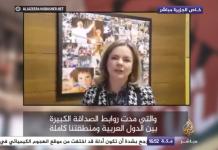 Gleisi Hoffmann envia vídeo para Al Jazeera pedindo apoio contra a 'prisão política' de Lula - Imagem: Reprodução