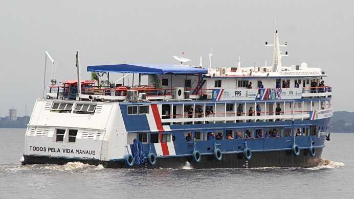 """Governo do Amazonas decreta fim de programa """"Barco Pai"""" - Imagem: Sejusc"""