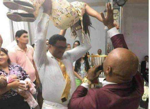 No Amazonas, Pastor deixa mulher tetraplégica após arremessá-la no chão de igreja para curá-la de dores nas costas - Imagem: Divulgação