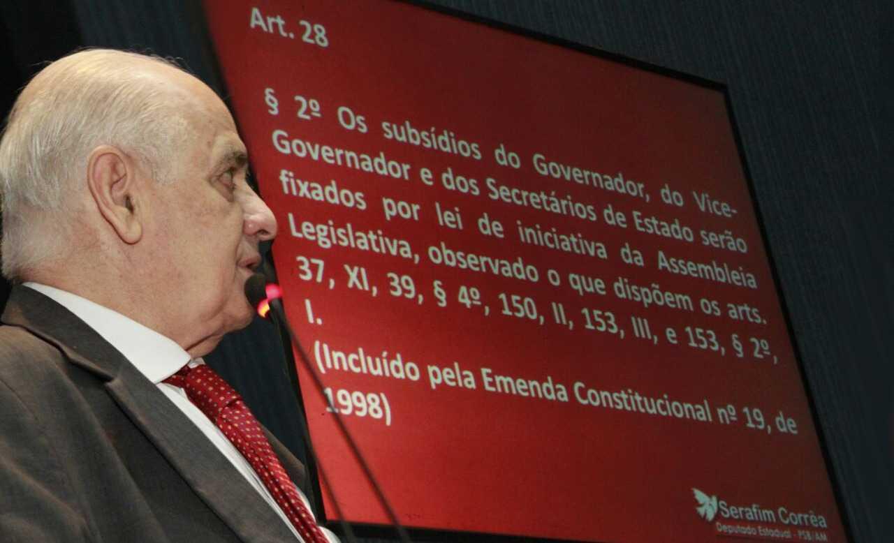 Serafim Corrêa - Foto: Marcelo Araújo