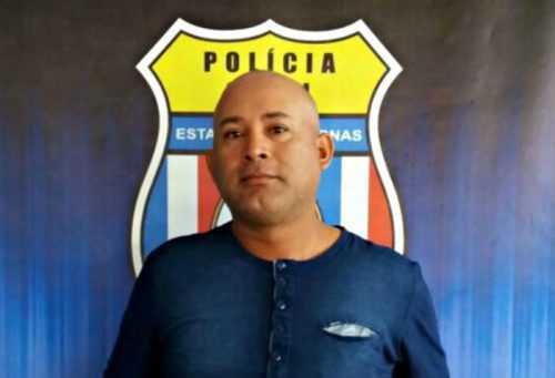 Vereador é preso suspeito de envolvimento em roubo e furto de gado, no Amazonas - Imagem: Divulgação