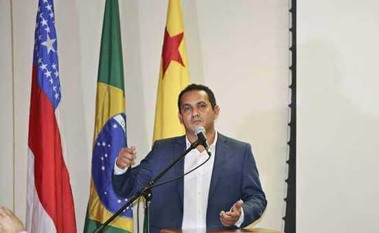 Zeca Cruz, prefeito de Boca do Acre / Foto : Divulgação